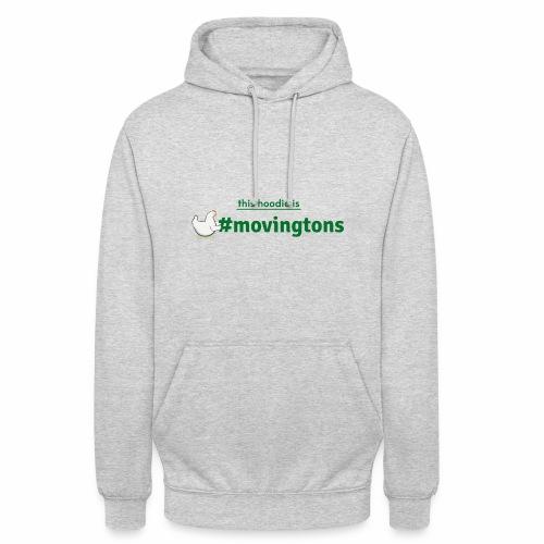 Moving hoodie - Unisex Hoodie