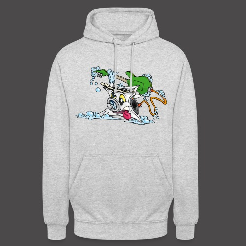 Wicked Washing Machine Wasmachine - Hoodie unisex