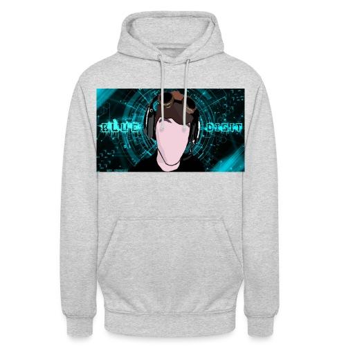 BlueDigit Sweatshirt - Unisex Hoodie