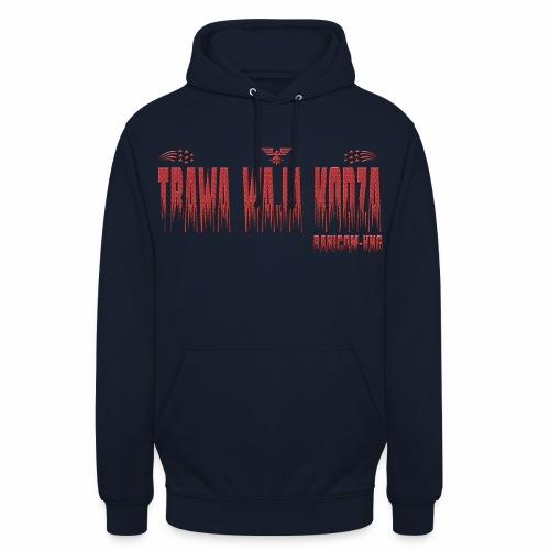 KNG RN - Sweat-shirt à capuche unisexe