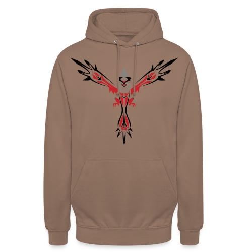 phoenix hoodie - Luvtröja unisex