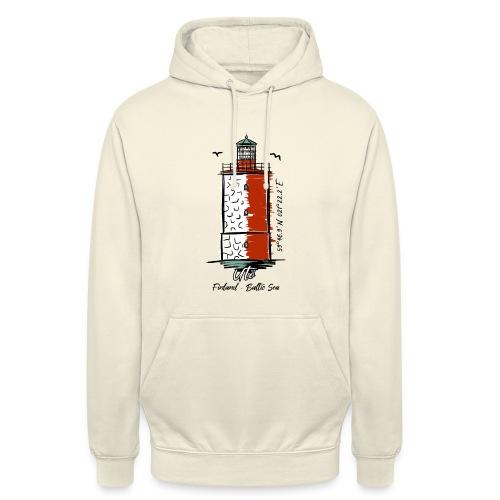 "Finnish Lighthouse UTÖ Textiles, and Gifts - Huppari ""unisex"""