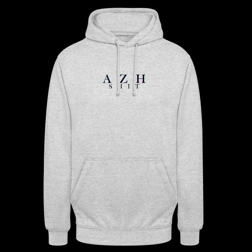 azh FOR GRAY png - Unisex Hoodie