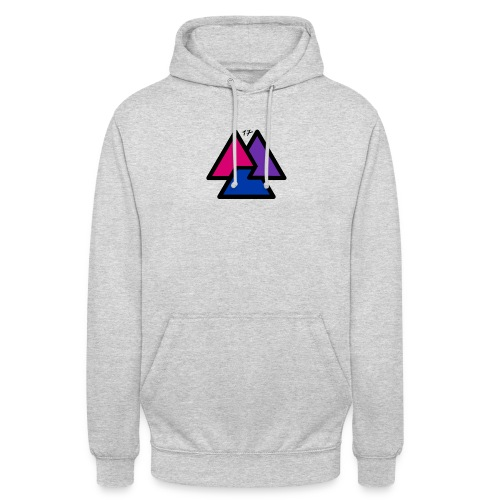 awesome logo png - Unisex Hoodie