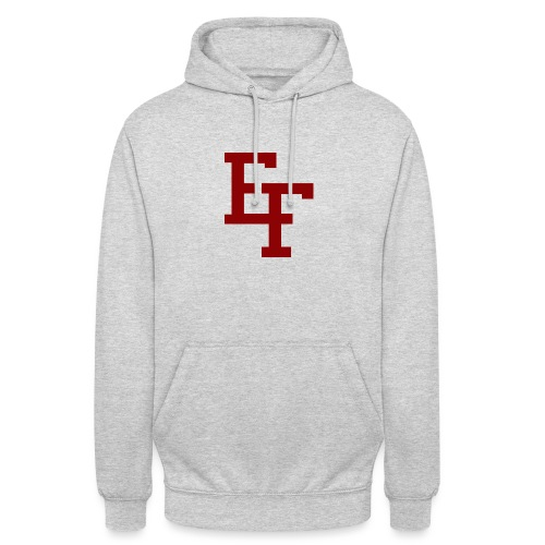 East Finchley Logo Red - Unisex Hoodie