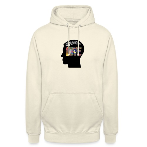 Love in my head - Hoodie unisex