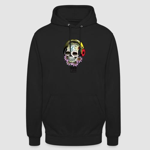 smiling_skull - Unisex Hoodie