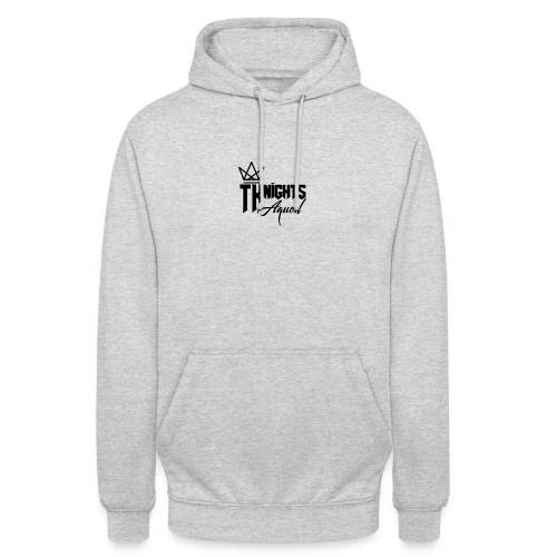 Tknights Aquod - Sweat-shirt à capuche unisexe