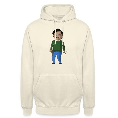 PABLO - Sweat-shirt à capuche unisexe