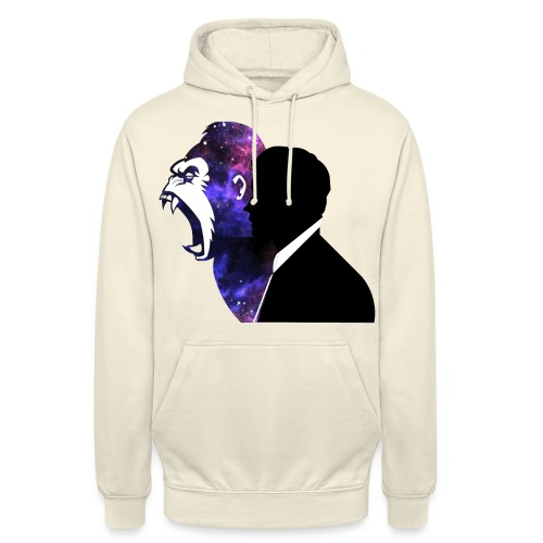 Gorilla - Hoodie unisex