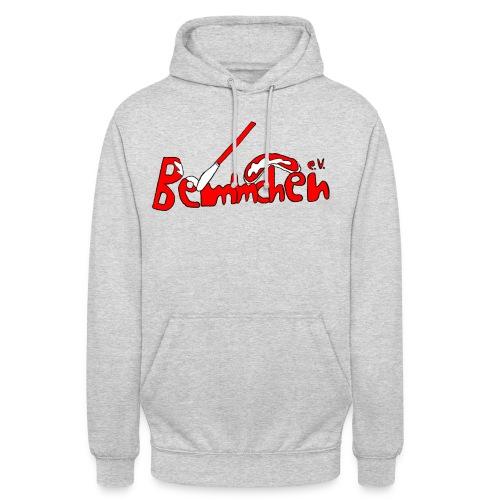 Bemmchen Logo rot - Unisex Hoodie