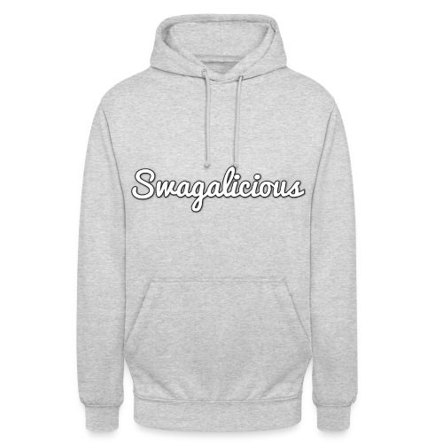 swagalicious png - Unisex Hoodie