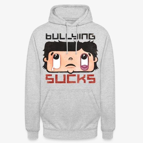 """Bullying sucks - Huppari """"unisex"""""""