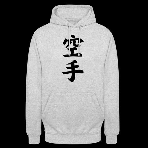 karate - Bluza z kapturem typu unisex