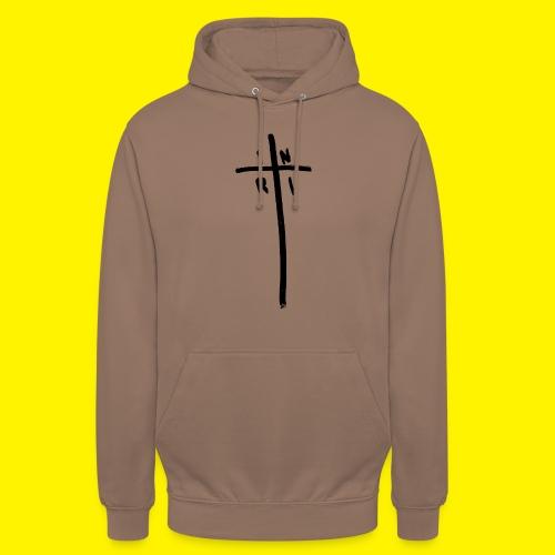 Cross - INRI (Jesus of Nazareth King of Jews) - Unisex Hoodie