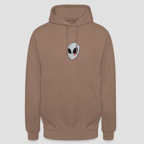 Bloody Alien - Sweat-shirt à capuche unisexe