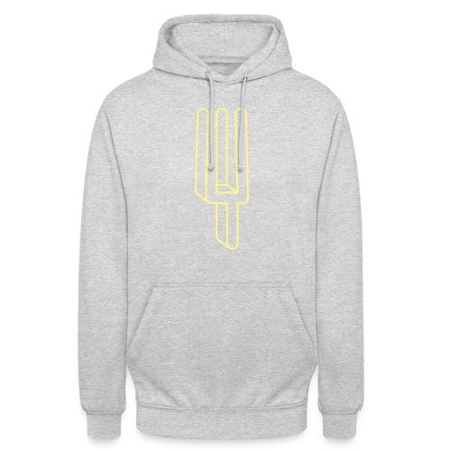 De Harmonies logo geel - Hoodie unisex