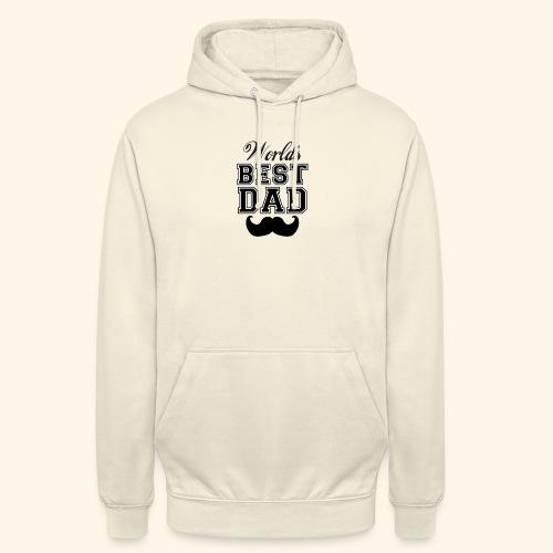 Worlds best dad - Unisex Hoodie