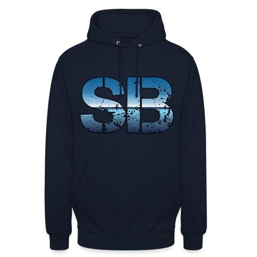 SB Logo - Hættetrøje unisex