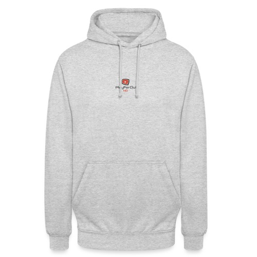 PlayForClub HD - Sweat-shirt à capuche unisexe