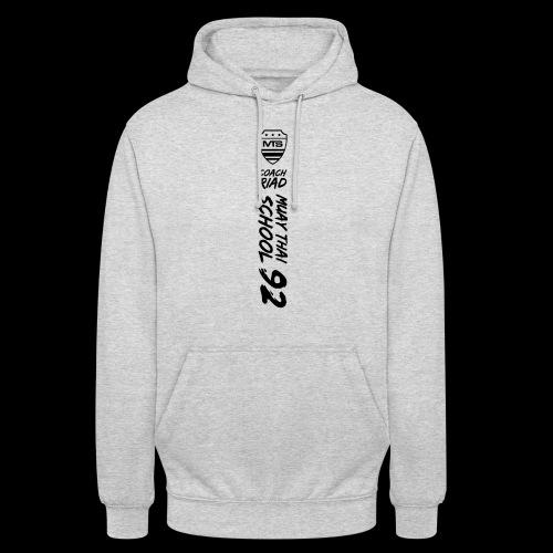 (mst92finalv3) - Sweat-shirt à capuche unisexe