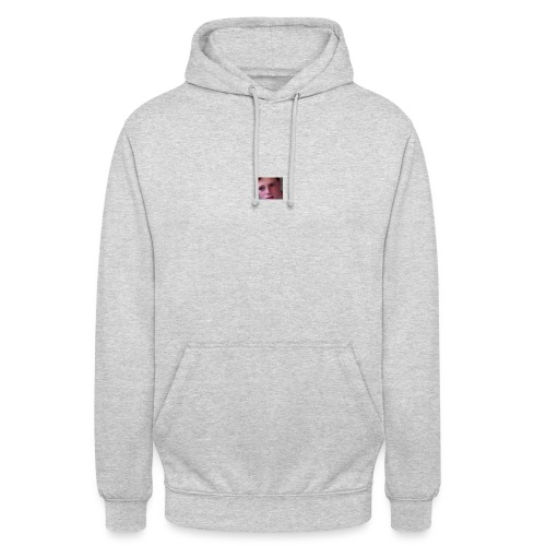 My friends confused AF face - Unisex Hoodie