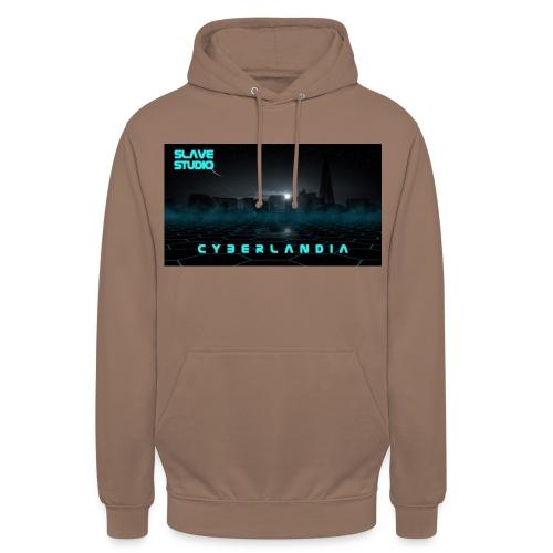 Cyberlandia - Felpa con cappuccio unisex