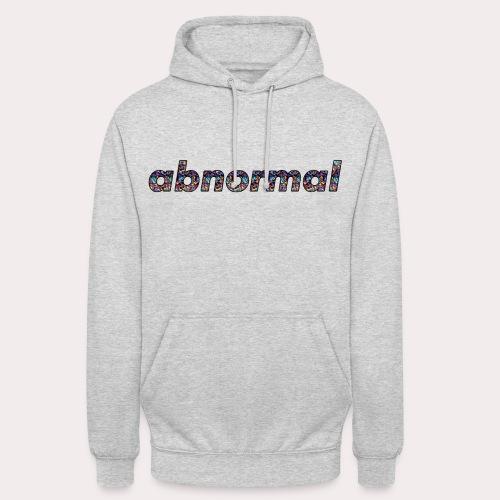 Abnormal Logo - Unisex Hoodie