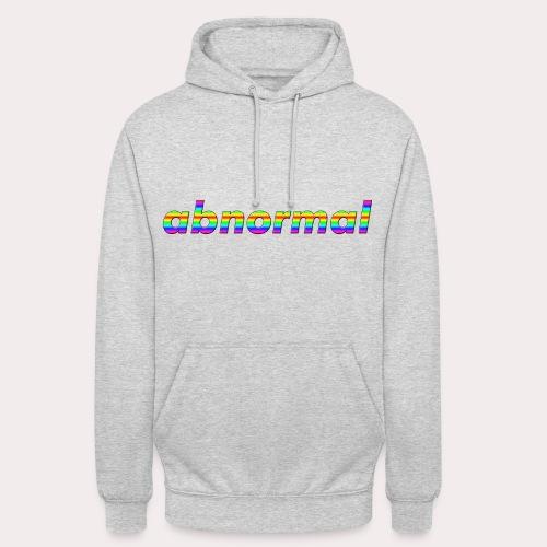 Abnormal Logo Rainbow - Unisex Hoodie