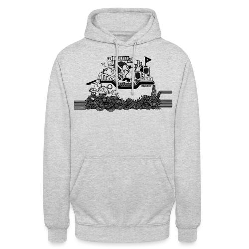 Emanuelle T-Shirt (Frauen) - Unisex Hoodie
