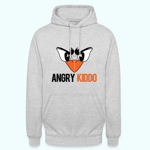 Angrykiddo - Sweat-shirt à capuche unisexe