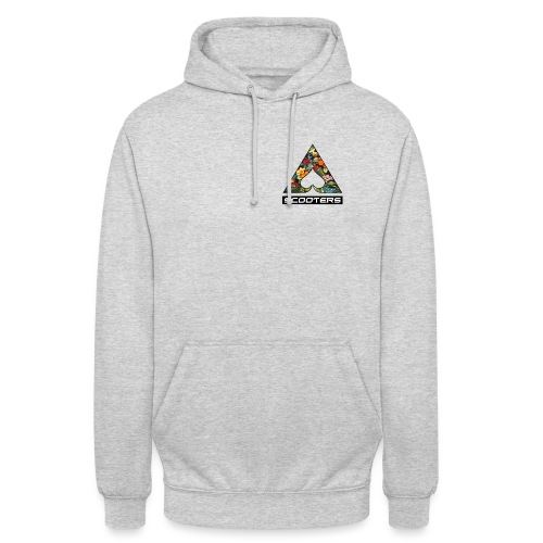 Ace Scooters Logo - Unisex Hoodie