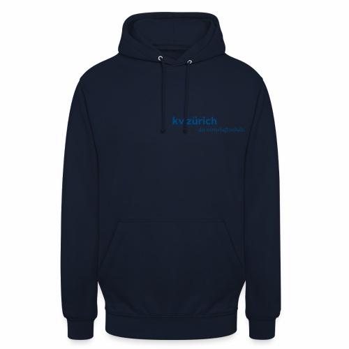 KVZ Logo Blau - Unisex Hoodie