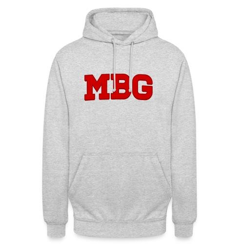 MBG - Hoodie unisex