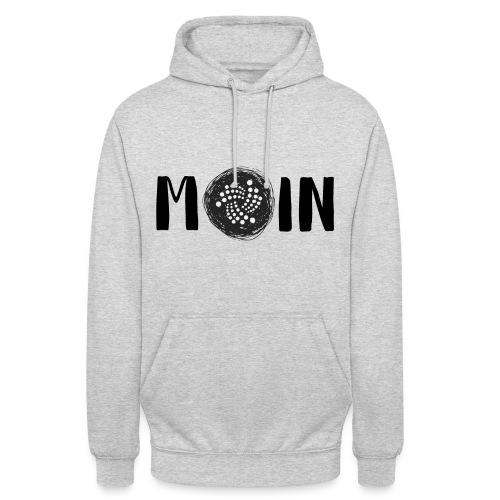 MOIN IOTA | BTC, Kryptowährung | IOTA Shirt - Unisex Hoodie