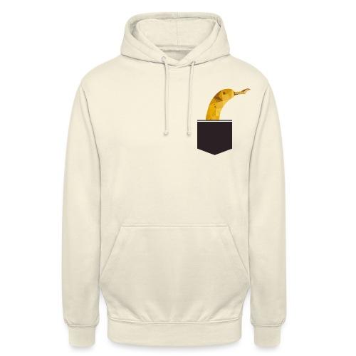 Banane in der Tasche - Unisex Hoodie