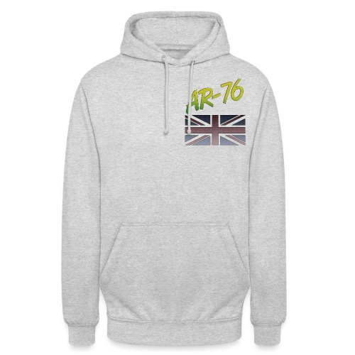 CO1 less bng png - Unisex Hoodie