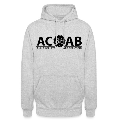 ACAB ALL CYCLISTS - Unisex Hoodie
