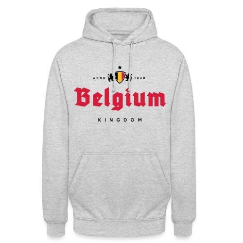 Bierre Belgique - Belgium - Belgie - Sweat-shirt à capuche unisexe