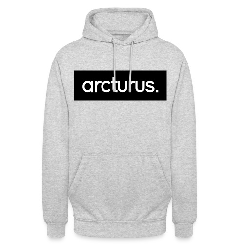 for t white png - Unisex Hoodie
