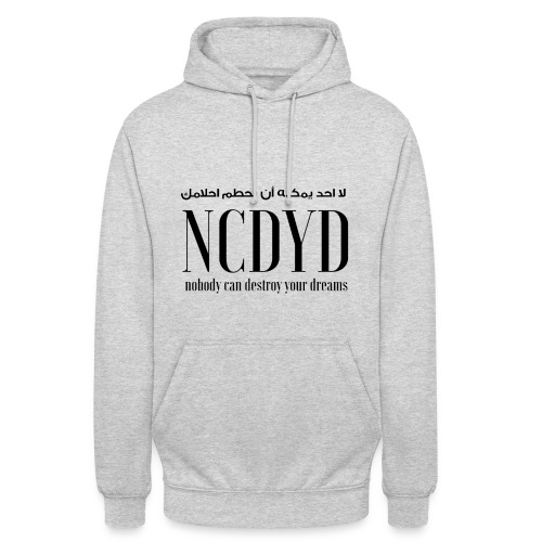 nobody-can-destroy-your-d - Hoodie unisex