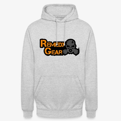 Remedy Gear Logo Wear - Unisex Hoodie
