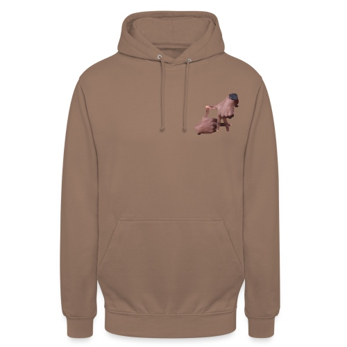 Gregory Logo transparant png - Unisex Hoodie