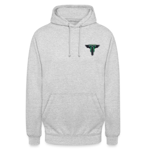 XprY logo stor png - Unisex Hoodie