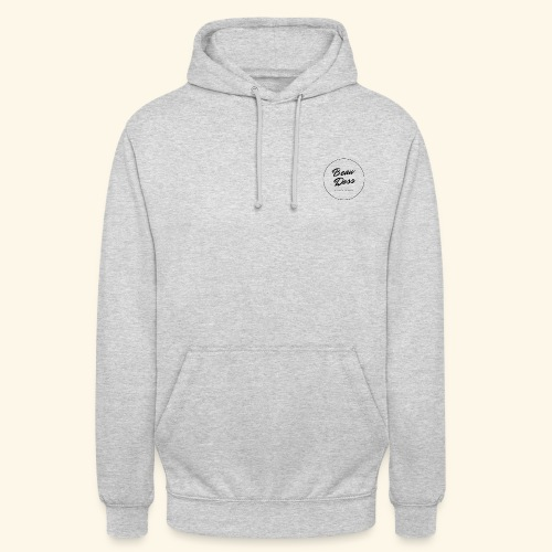 BeauDoss 1 png - Sweat-shirt à capuche unisexe