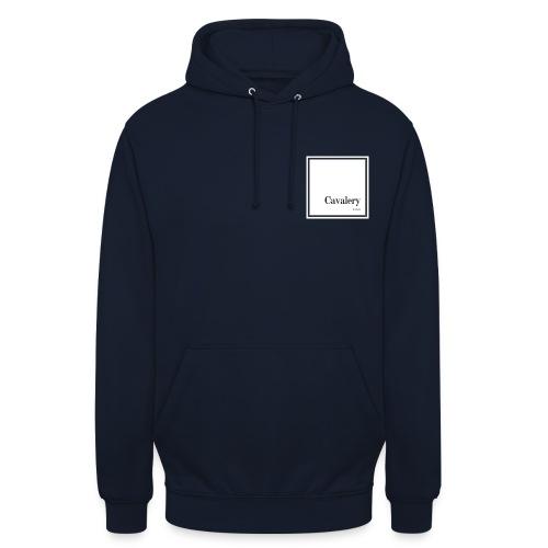 Cavalery - Sweat-shirt à capuche unisexe