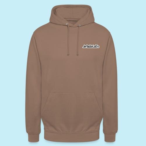 Jonagolden - Sweat-shirt à capuche unisexe