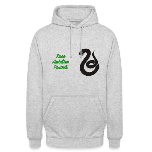 Serpentard - Sweat-shirt à capuche unisexe