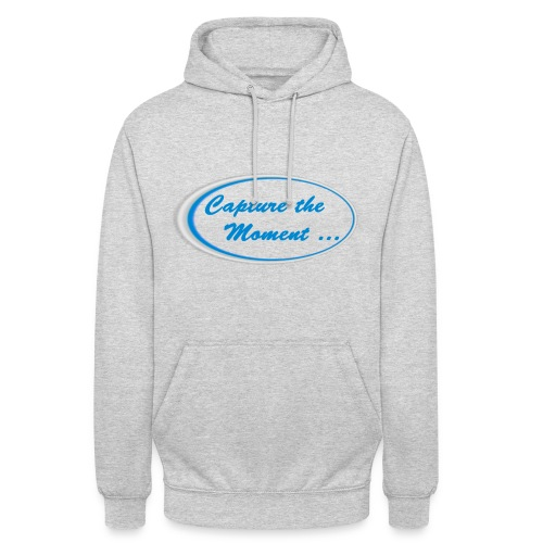 Logo capture the moment - Unisex Hoodie