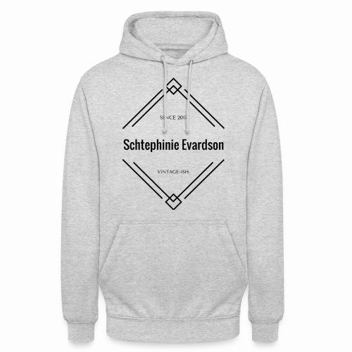 Vintage Schtephinie Evardson - Unisex Hoodie
